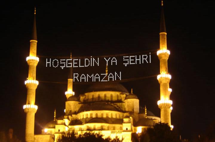 Istanbul imsakiye 2020 ramazan